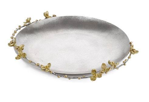 $140.00 Round Platter
