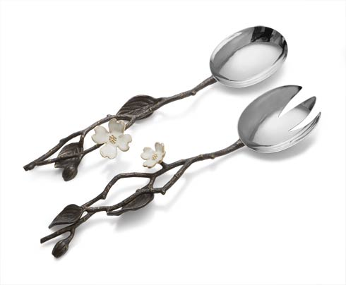 Michael Aram  Dogwood Serving Set $100.00