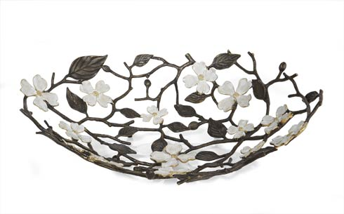 Michael Aram  Dogwood Centerpiece Bowl $375.00