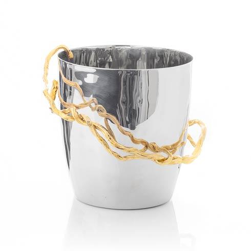 Michael Aram  Wisteria Gold Champagne Bucket $275.00
