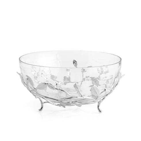 Michael Aram  Laurel Medium Bowl $325.00