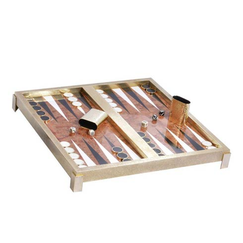$2,500.00 Marble Backgammon