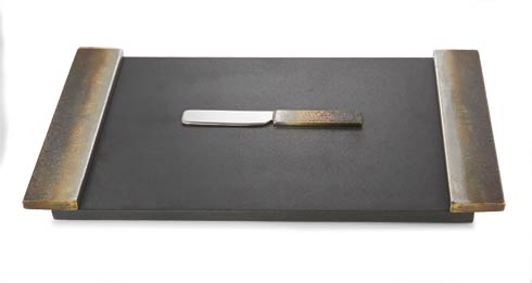 Cheese Board w/ Knife