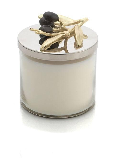 Michael Aram  Olive Branch Gold Candle $65.00