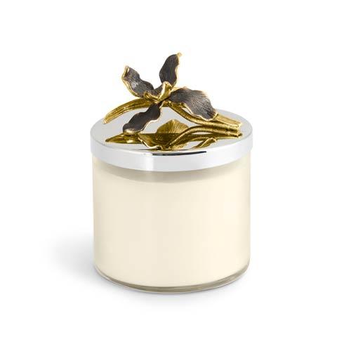 Michael Aram  Black Iris Candle $70.00