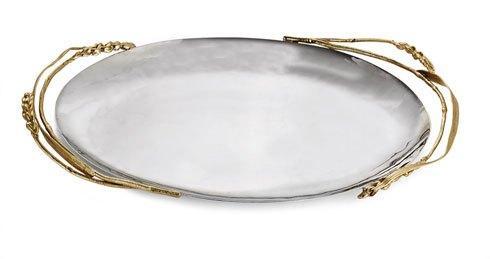 Michael Aram  Wheat Oval Platter $175.00