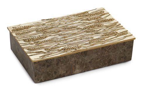Michael Aram  Wheat Large Box $375.00