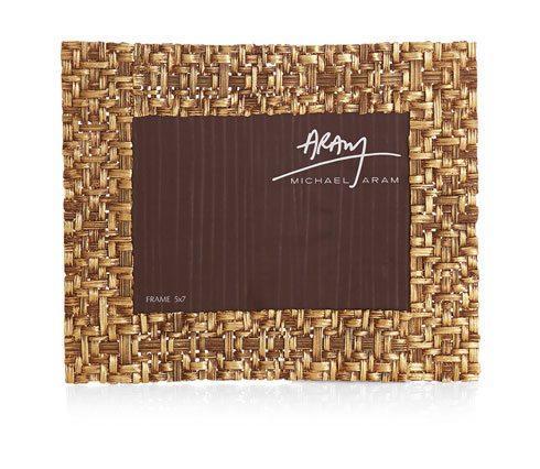 Michael Aram  Palm Frame 5x7 $115.00