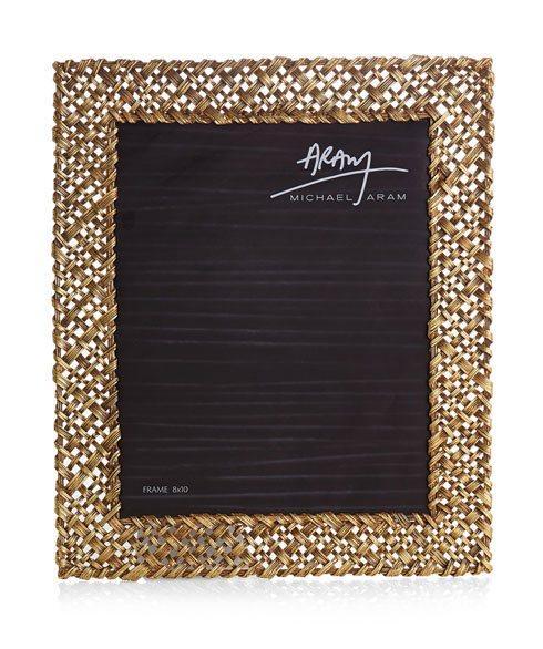 Michael Aram  Palm Frame 8x10 $150.00