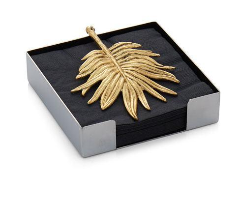 Michael Aram  Palm Cocktail Napkin Holder $65.00