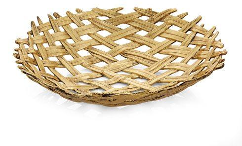 $210.00 Centerpiece Shallow Bowl