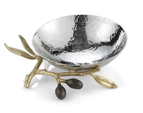 Michael Aram  Olive Branch Gold Catch All $55.00