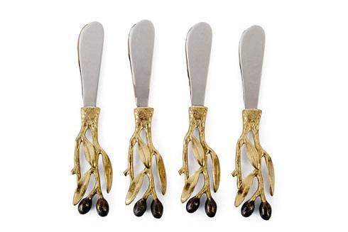 $95.00 Gold Spreader Set