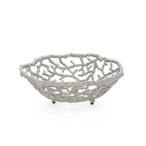Michael Aram  Ocean Reef Bread Basket $135.00