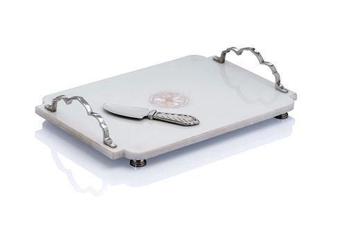 $325.00 Cheese Board W/Knife