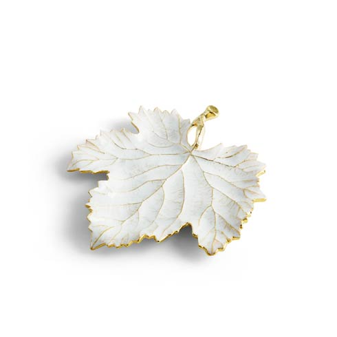 $75.00 Grape Leaf Dish