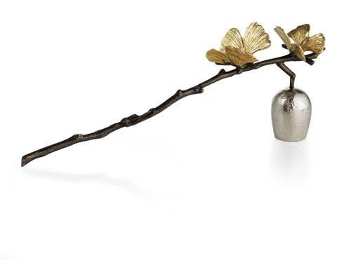Michael Aram  Butterfly Ginkgo Candle Snuffer $80.00