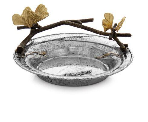 Michael Aram  Butterfly Ginkgo Wine Coaster $110.00