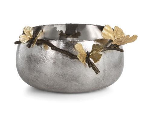 Michael Aram  Butterfly Ginkgo Serving Bowl $275.00