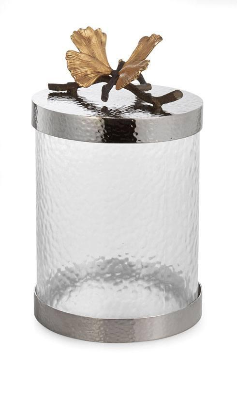 Michael Aram  Butterfly Ginkgo Small Kitchen Canister $100.00