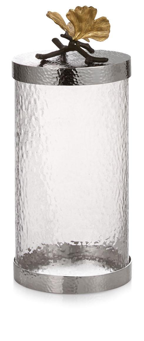 Michael Aram  Butterfly Ginkgo Large Kitchen Canister $135.00