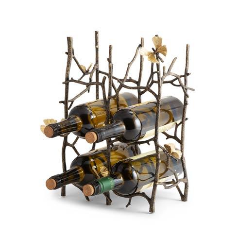 $375.00 6-Bottle Wine Rack