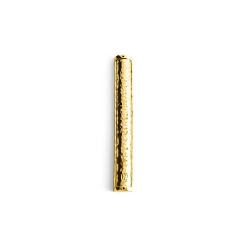 $65.00 Large Mezuzah Gold