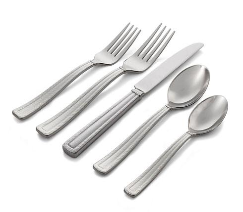 $55.00 5-Piece Flatware Set