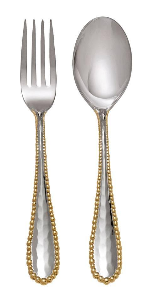 Michael Aram  Molten Gold Serving Set $75.00