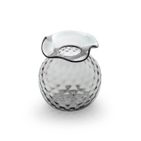 Gray Pineapple Texture Bud Vase image