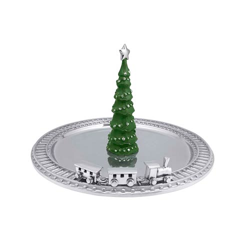 Mariposa Nut and Sauce Dishes Traditions Green Tree & Train Server $138.60