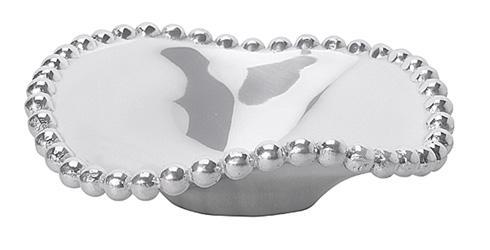 Mariposa Bowls String of Pearls Pearled Wavy Individual Bowl $48.00