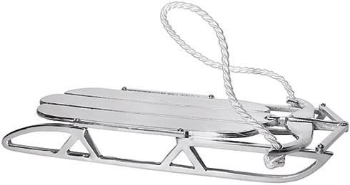 Mariposa Serving Trays and More Traditions Small Double Runner Sled Server $89.00