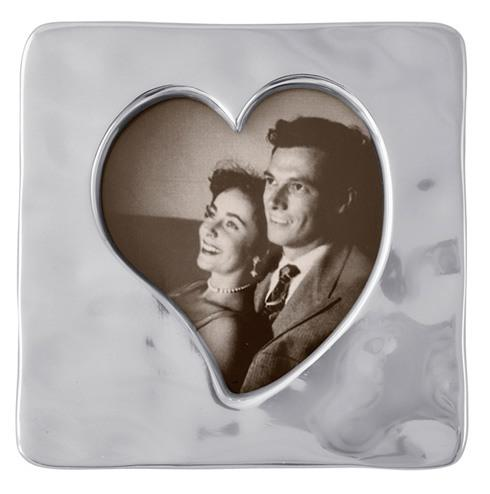 $39.00 Small Square Open Heart Frame