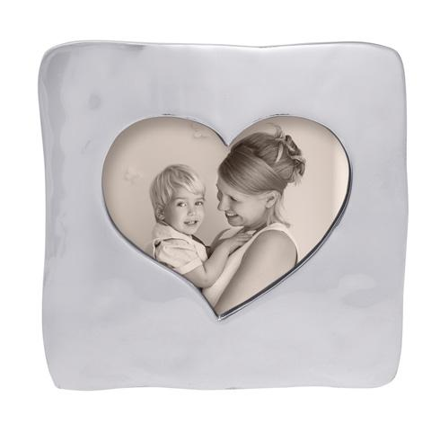$79.00 Large Square Open Heart Frame