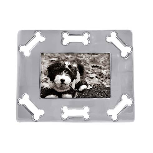 $74.00 Open Dog Bone Border 4x6 Frame