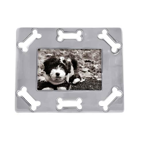 $74.00 Open Dog Bone Border 4x6 Frame