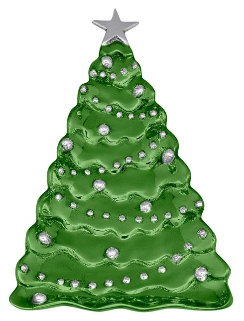 $47.80 Green Christmas Tree Server