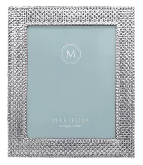Mariposa  Decorative Frames Basketweave 8x10 Frame $124.00