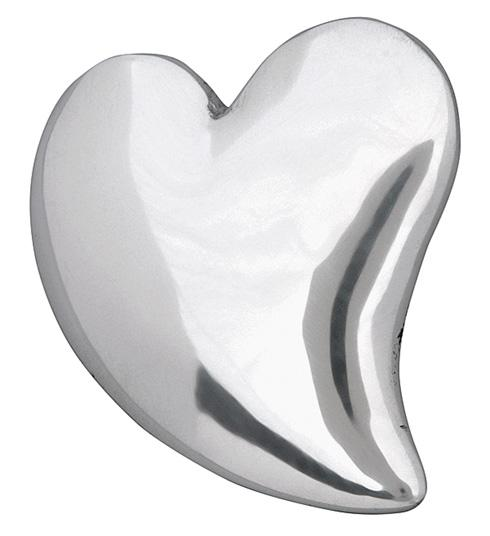 Mariposa Napkin Boxes and Weights First Comes Love Heart Napkin Weight $14.00