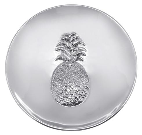 Mariposa Nut and Sauce Dishes Palmy Nights Pineapple Relief Bowl $44.00