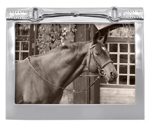 $74.00 Horse Bit 5X7 Frame