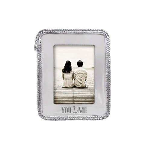 $89.00 You & Me Rope Statement 5x7