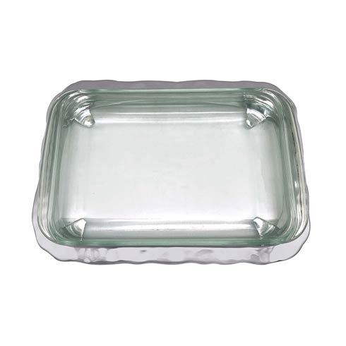Mariposa  Shimmer Oblong Casserole Caddy $149.00