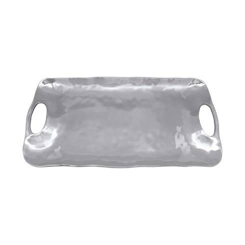 Mariposa  Shimmer Handle Tray $169.00
