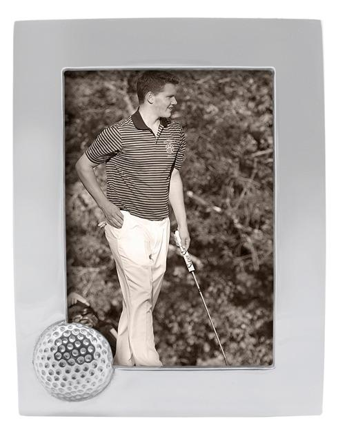 $74.00 Golf Ball 5X7 Frame