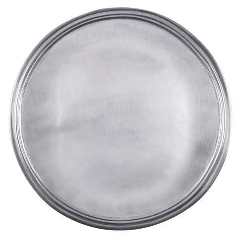 Mariposa Serving Trays and More Classic Classic Round Platter $98.00