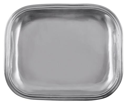 Mariposa Serving Trays and More Classic Classic Rectangular Platter $98.00