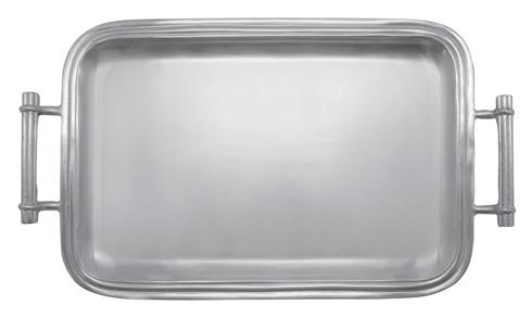 Mariposa Serving Trays and More Classic Classic Medium Service Tray $98.00