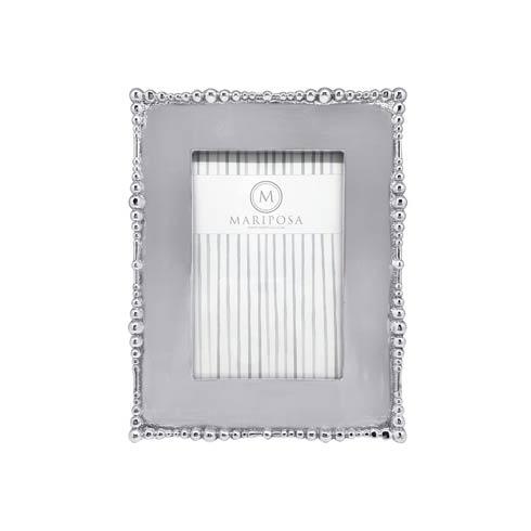 $64.00 Pearl Drop 4x6 Engravable Frame